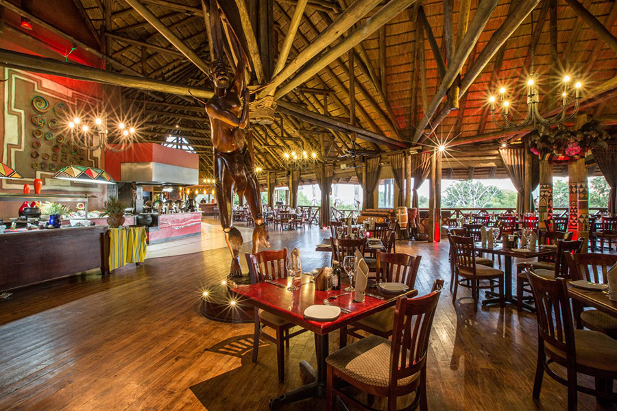 The Indaba Hotel, Conference Centre & Spa | Chiefs Boma